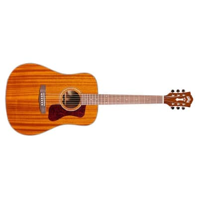 Guild D-120 Westerly Dreadnought Acoustic, Natural for sale