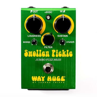 Way Huge WHE401s Swollen Pickle MkIIs Jumbo Fuzz
