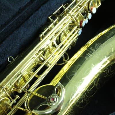 1975 Selmer Mark VI Baritone Saxophone Low A (Original Lacquer & New Pads)