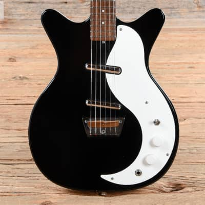 Jerry Jones Shorthorn Jimmy Page Model Black 1993 for sale