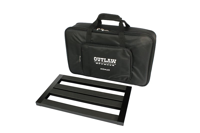 outlaw effects nomad rechargeable powered pedal board m128 reverb. Black Bedroom Furniture Sets. Home Design Ideas