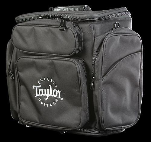 taylor musician 39 s gear bag black reverb. Black Bedroom Furniture Sets. Home Design Ideas