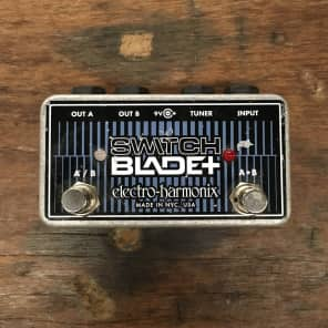 Electro-Harmonix Switchblade Plus Advanced Channel Selector