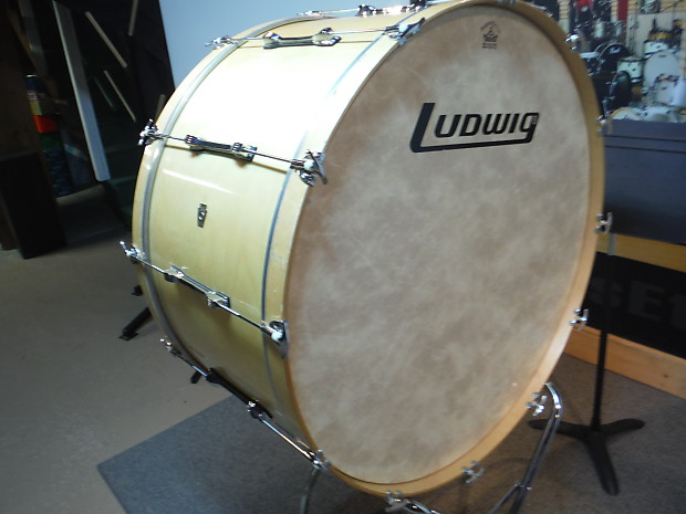 71de3a62f901 Ludwig Concert Bass Drum Maple 18 x 36 inch