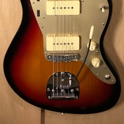 Fender AMERICAN VINTAGE '62 JAZZMASTER w/Rothstein STB Super Mod Pickup assembly 2008 3-Tone Sunburs