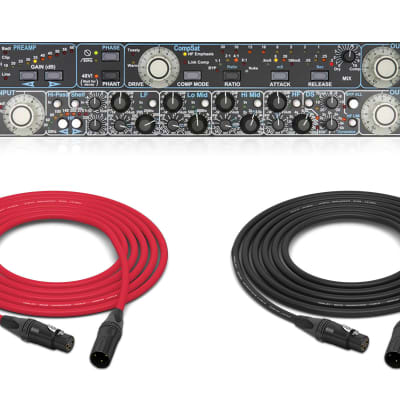 Empirical Labs Eli TrakPak | 1 - EL-9 Mike-E  & 1 - ELQ Lil FrEQ | Pro Audio LA