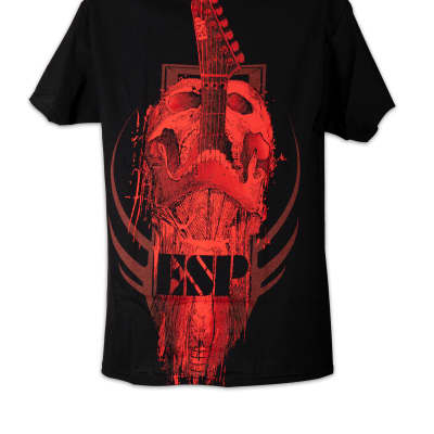 ESP Guitar Swallower T-Shirt M