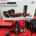 FOCUSRITE Scarlett 2i2 Studio (3rd Gen) - PACK CON INTERFACCIA AUDIO USB 2 IN / 2 OUT
