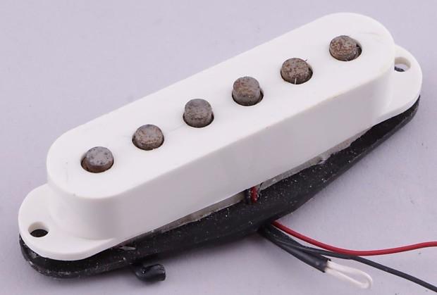 Dimarzio DP116 HS-2 Single Coil Middle / Neck Guitar Pickup | Reverb