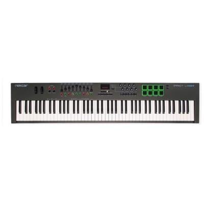 Nektar Impact LX88+ USB MIDI Keyboard Controller, 88-Key