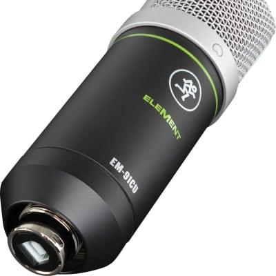 Mackie EM-91CU USB Condenser Microphone