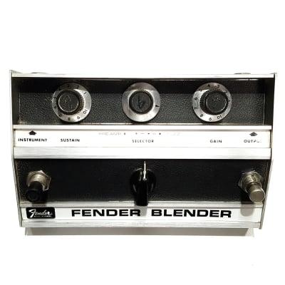 fender fender blender fuzz pedal reverb. Black Bedroom Furniture Sets. Home Design Ideas