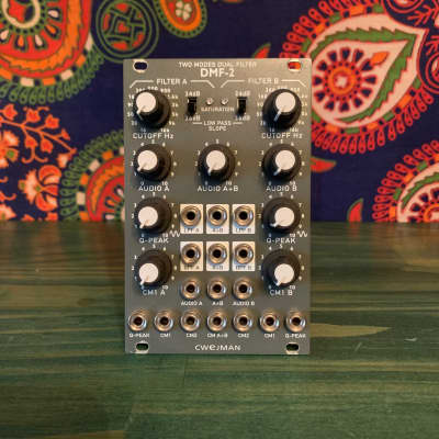 Cwejman DMF-2 Two Modes Dual Filter