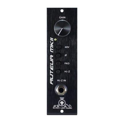 New Black Lion Audio MC1 Money Channel Bundle - Auteur MKII 500, 7X500 , and PBR-8