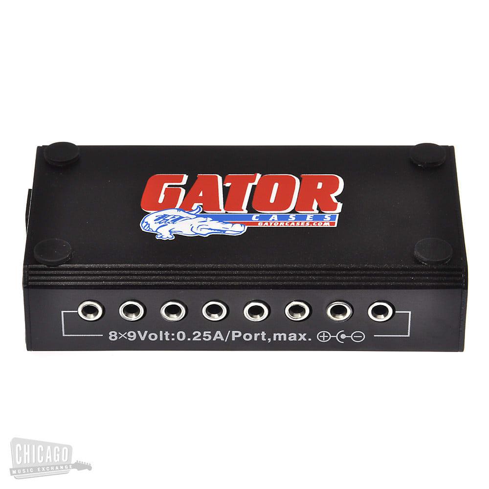 gator g bus 8 us pedal board power supply reverb. Black Bedroom Furniture Sets. Home Design Ideas