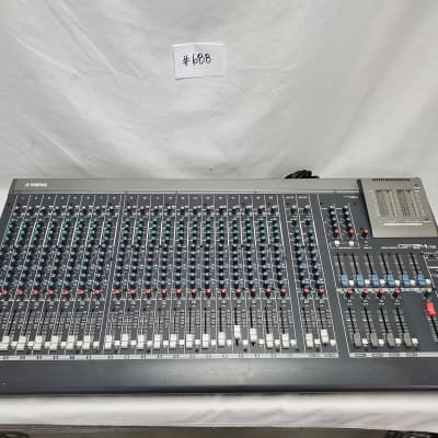 Yamaha GF24/12 24 Channel Live Sound Mixer #688 Good Used, Working Condition