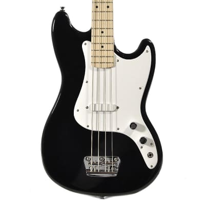 Squier Bronco Bass Black