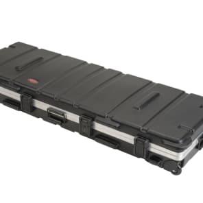 SKB 1SKB-5817W 88-Note Slimline Keyboard ATA Hard Case with Wheels