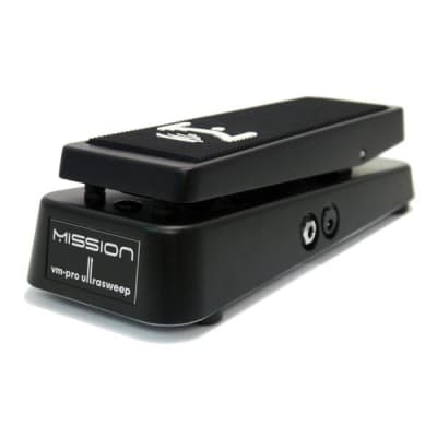 Mission Engineering VM-Pro Buffered Volume Pedal - Black