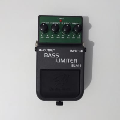 Harley Benton BLM-1 Bass Limiter for sale