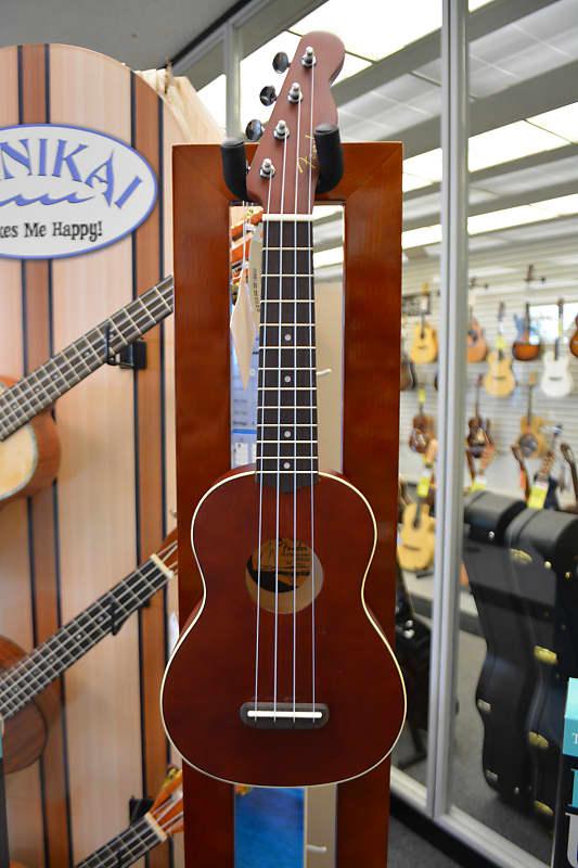 Fender Venice Soprano Ukulele - Natural