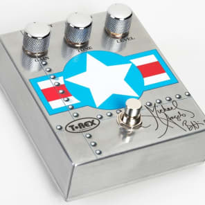 T-Rex Michael Angelo Batio Signature Overdrive