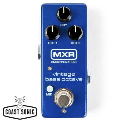 MXR Vintage Bass Octave Mini for sale