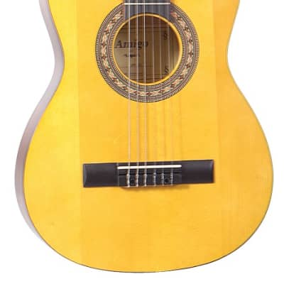 Amigo AM30 Nylon String Acoustic Guitar. 3/4 Size for sale
