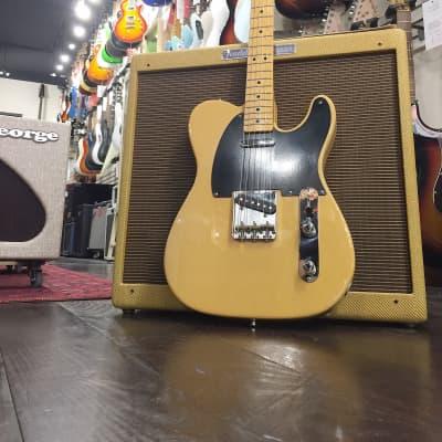Fender 52 Telecaster John Cruz 1988 Butterscoch blonde
