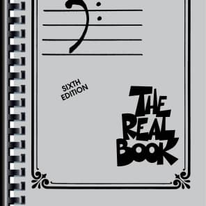 Hal Leonard The Real Book - Volume I: Bass Clef Edition