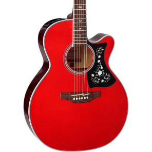 Takamine GN75CE WR G70 Series NEX Cutaway Acoustic/Electric Guitar Wine Red