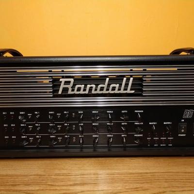 Randall 667 120w Tube Amp for sale