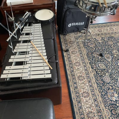 Yamaha Snare Drum and Xylophone Percussion Kit