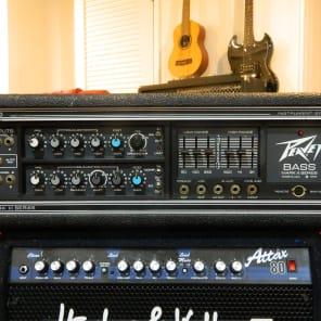 Peavey Bass Mark III Series 400BH 300-Watt Bass Head