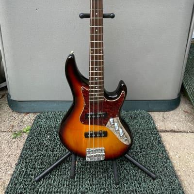 Brownsville Jazz Bass 2000s Sunburst for sale
