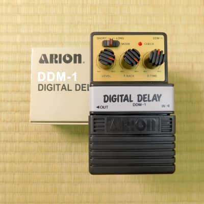 Arion DDM-1 Digital Delay w/ Original Box for sale