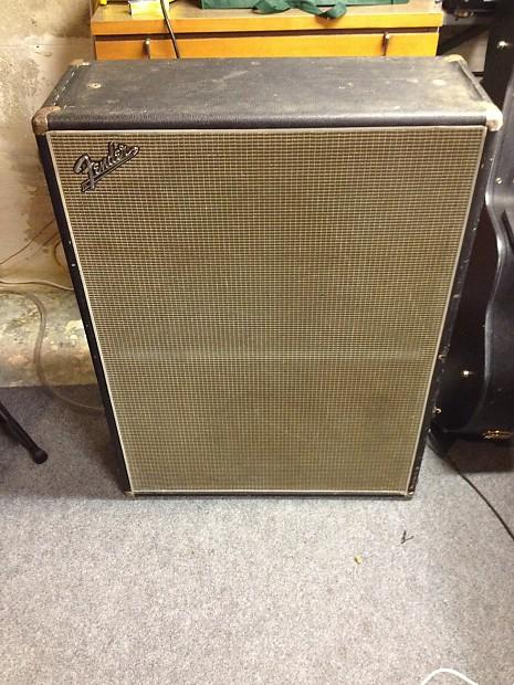 1968 fender drip edge bassman 2x12 speaker cabinet reverb. Black Bedroom Furniture Sets. Home Design Ideas