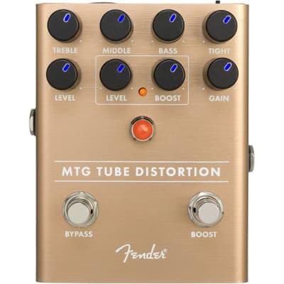 Fender MTG Tube Distortion Effect Pedal for sale