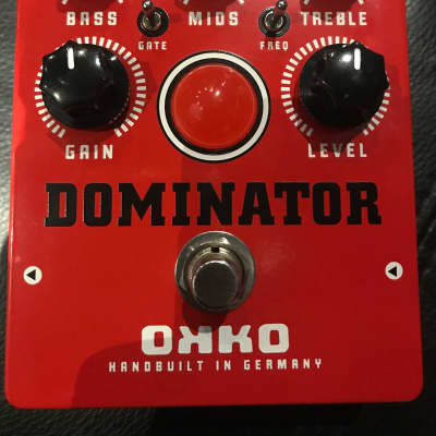 OKKO Pedals Dominator for sale