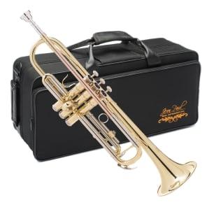 Jean Paul USA TR-430 Intermediate Student Trumpet Outfit w/ Contoured Case