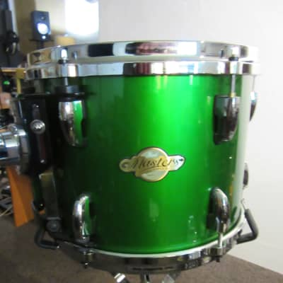 "Pearl Masters MCX 9x12"" Tom 2020 Shamrock Green"