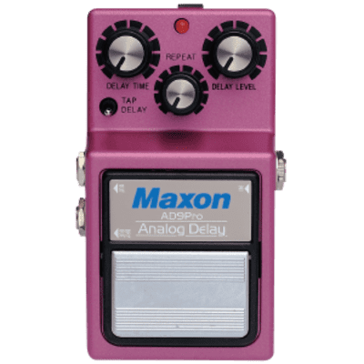 Maxon AD-9 Pro Analog Delay guitar effect pedal NEW for sale