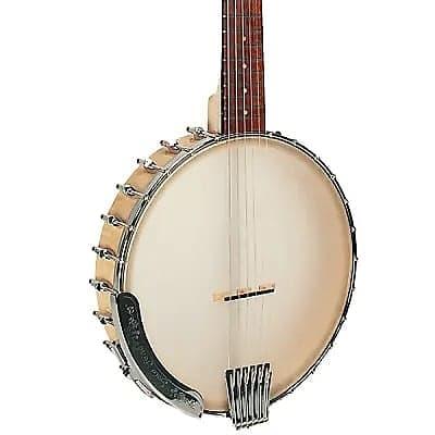 Gold Tone BT-1000 Pot 12-Inch Maple Neck 6-String Banjo Guitar(Banjitar) w/Gig Bag
