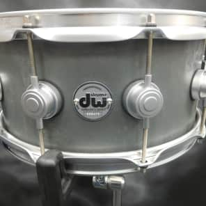"DW DRVC6514SVS 6.5x14"" Collector's Series Concrete Snare Drum"