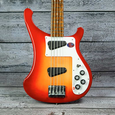 Rickenbacker 4003S/5 5-String Fireglo