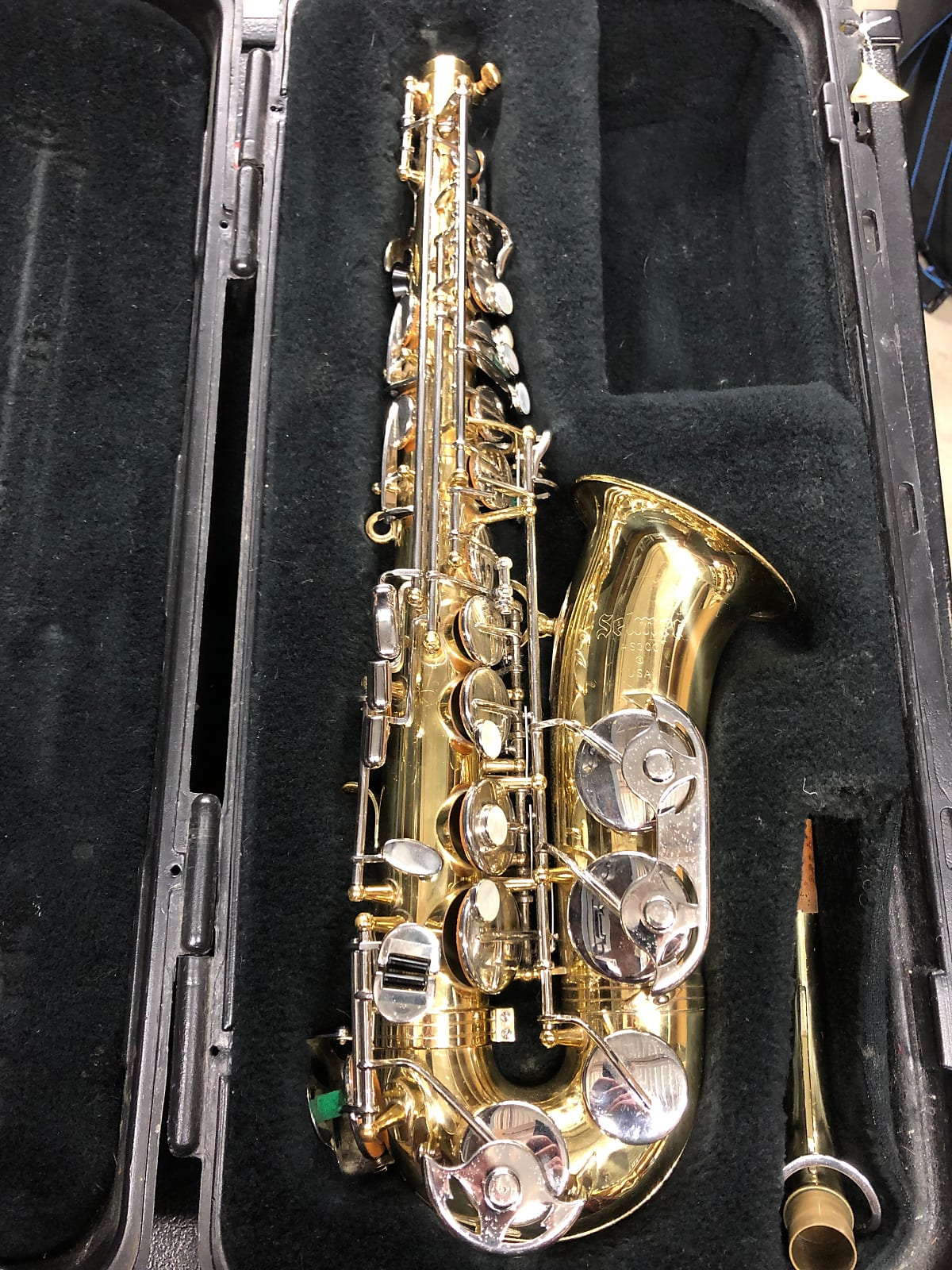 selmer usa saxophone serial numbers
