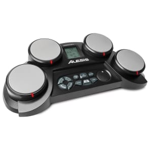 Alesis CompactKit 4 Tabletop Electronic Drum Pad Kit