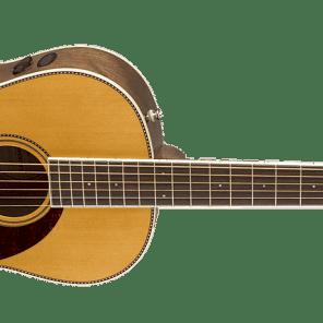 Fender PM-2 Parlour Electro Acoustic Guitar for sale