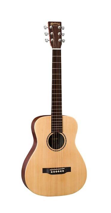 Martin LX1E Little Martin Guitar - Natural 2020