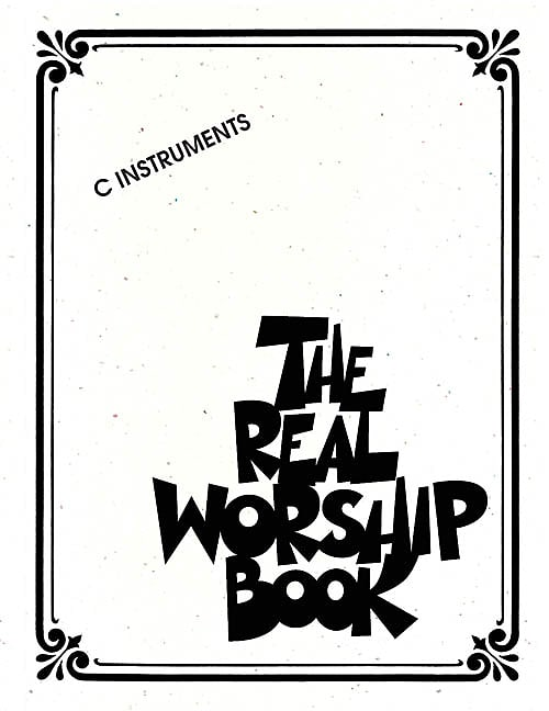 Hal Leonard The Real Worship Facebook for C Instruments